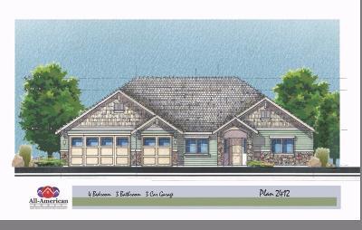 Sanger Single Family Home For Sale: Shaw Avenue E
