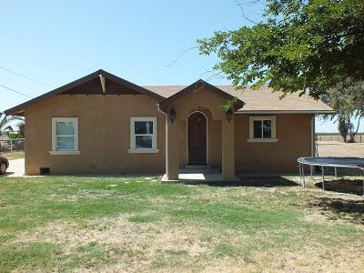 Hanford Single Family Home For Sale: 7995 Fargo
