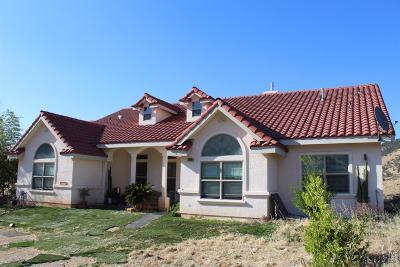 Clovis Single Family Home For Sale: 28691 Sales Creek Road
