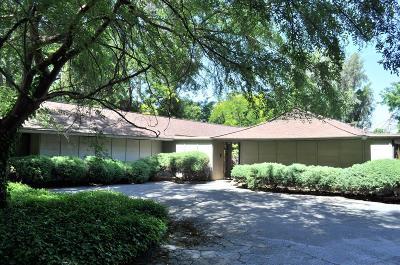 Single Family Home For Sale: 6160 N Van Ness Boulevard
