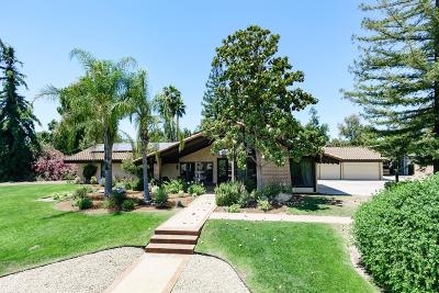 Fresno County Single Family Home For Sale: 12097 N Willow