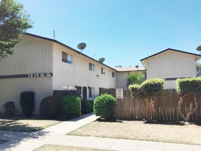 Clovis, Fresno, Sanger Multi Family Home For Sale: 3344 E Sierra Madre Avenue