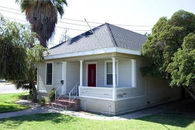 Selma Single Family Home For Sale: 2242 Arrants Street