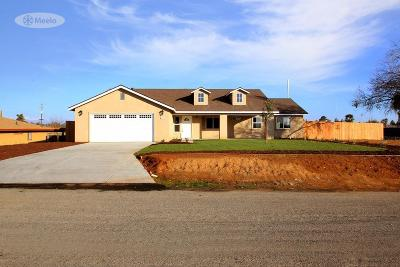 Madera Single Family Home For Sale: 18519 Hartford Way