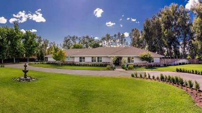Single Family Home For Sale: 1601 N Hornet Avenue