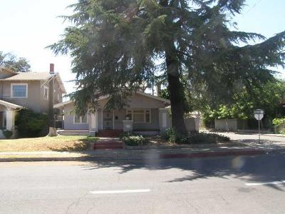Single Family Home For Sale: 1293 N Van Ness Avenue