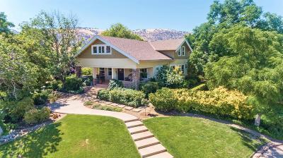 Sanger Single Family Home For Sale: 21143 E Weldon Avenue
