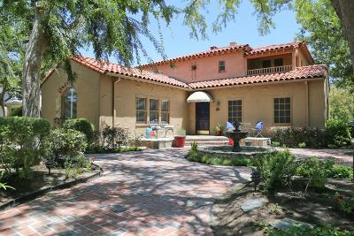 Single Family Home For Sale: 2906 N Van Ness Boulevard