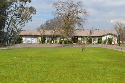 Madera Single Family Home For Sale: 31361 Avenue 17