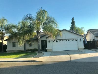 Selma, Kingsburg Single Family Home For Sale: 2516 Hicks