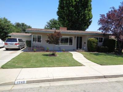 Reedley Single Family Home For Sale: 1240 S Church Avenue