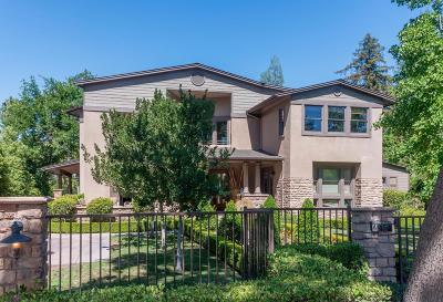 Single Family Home For Sale: 4251 N Wilson Avenue