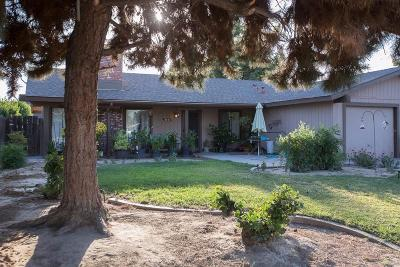 Selma Single Family Home For Sale: 3241 Mulberry Street