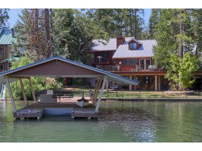 Bass Lake Single Family Home For Sale: 53810 Road 432