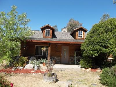 Coarsegold Single Family Home For Sale: 34504 Polk Ranch Road