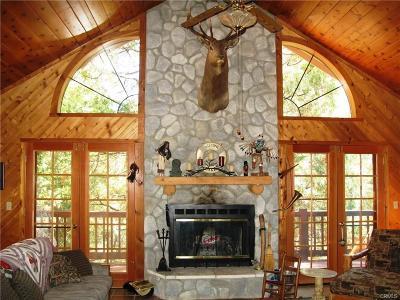 Bass Lake Single Family Home For Sale: 39388 Beaver