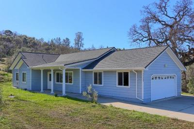 Madera County Single Family Home For Sale: 44300 Cottontail Court