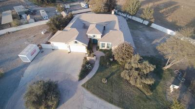 Madera Single Family Home For Sale: 37535 Berkshire Drive