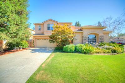 Fresno Single Family Home For Sale: 2337 E Ryan Lane
