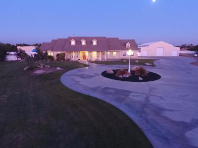 Clovis Single Family Home For Sale: 8070 E Morab Avenue