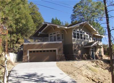 Bass Lake Single Family Home For Sale: 37660 Shoreline Place