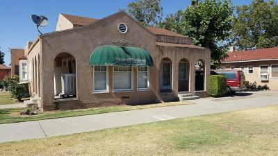 Clovis, Fresno, Sanger Multi Family Home For Sale: 1625 E Olive Avenue