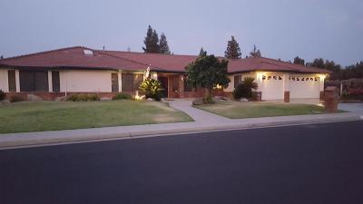 Sanger Single Family Home For Sale: 180 Brehler Avenue