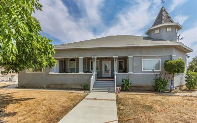 Dinuba Single Family Home For Sale: 41496 Road 104