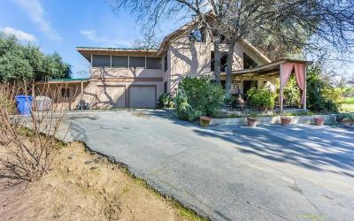 Clovis Single Family Home For Sale: 22031 Frontier Road