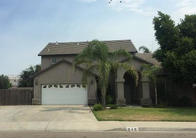 Fowler CA Single Family Home For Sale: $349,500
