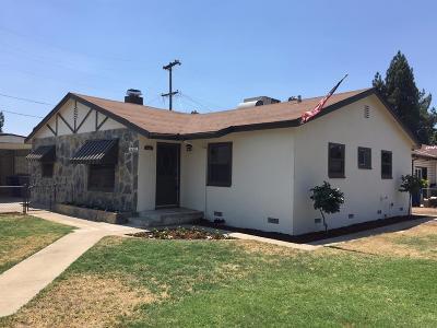 Clovis Single Family Home For Sale: 556 Keats Avenue