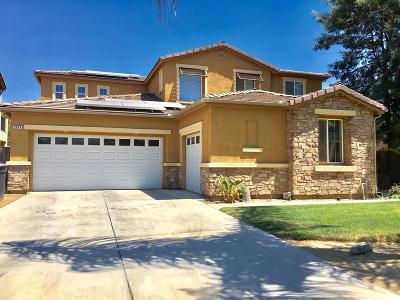 Sanger Single Family Home For Sale: 2686 Almond Avenue