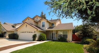 Reedley CA Single Family Home For Sale: $309,900