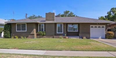 Fresno CA Single Family Home For Sale: $213,000