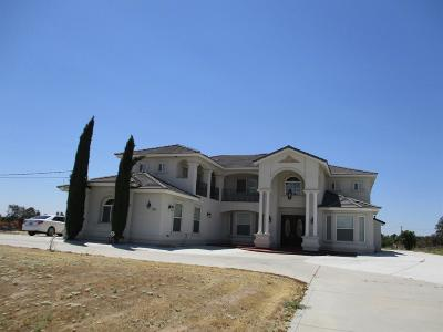 Madera Single Family Home For Sale: 16900 Paula Road