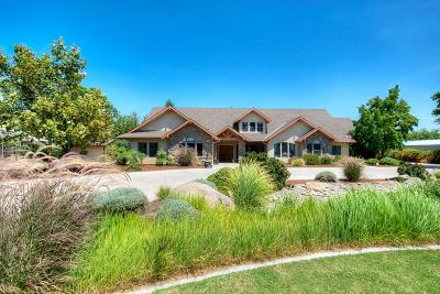 Clovis Single Family Home For Sale: 5322 N Leonard Avenue