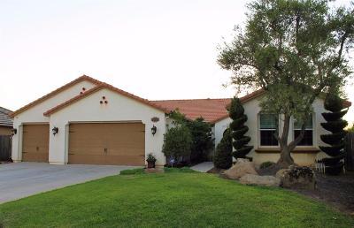 Clovis Single Family Home For Sale: 3875 Everglade Avenue