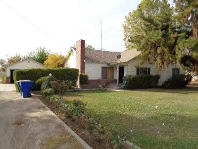 Reedley Single Family Home For Sale: 20137 E Dinuba Avenue
