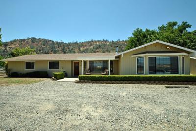 Clovis Single Family Home For Sale: 27506 Twin Ponds Road