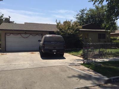 Fresno Single Family Home For Sale: 4768 E Braly Avenue