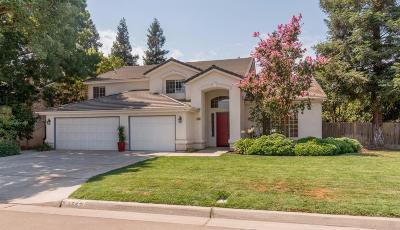 Single Family Home For Sale: 4667 W Alluvial Avenue
