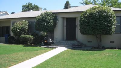 Kingsburg CA Single Family Home For Sale: $260,000
