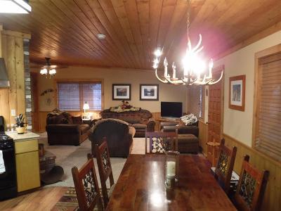 Oakhurst Single Family Home For Sale: 52854 Balsam Drive