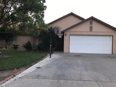 Kerman Single Family Home For Sale: 14520 W F Street