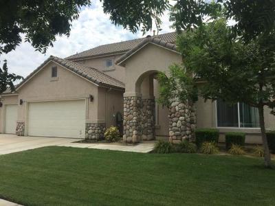Sanger Single Family Home For Sale: 2831 Edgar Avenue