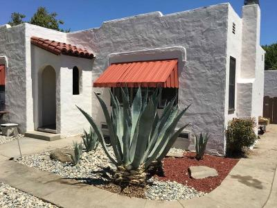 Madera Single Family Home For Sale: 211 N A Street