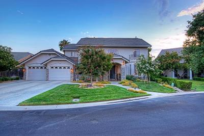 Clovis Single Family Home For Sale: 10593 E Duckpoint Way