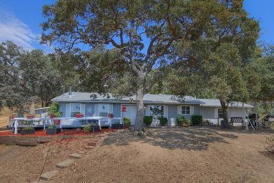 Mariposa Single Family Home For Sale: 3301 Deer Run Road