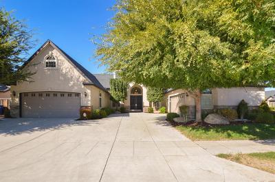 Clovis CA Single Family Home For Sale: $604,950