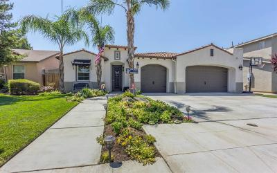 Fowler CA Single Family Home For Sale: $334,000